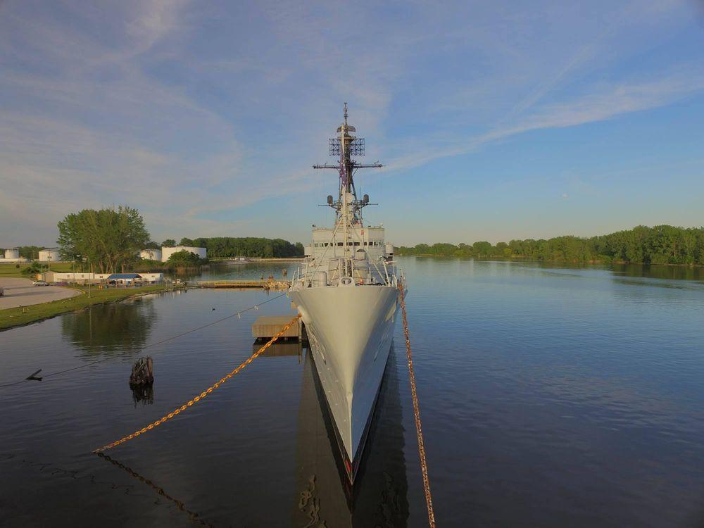 Saginaw Valley Naval Ship Museum: 1680 Martin St, Bay City, MI