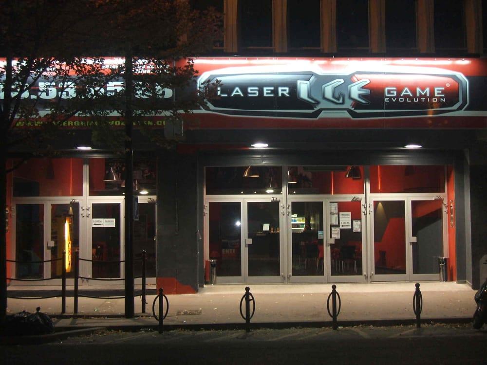 laser game evolution 12 reviews laser tag 56 bis quai des carri res charenton le pont. Black Bedroom Furniture Sets. Home Design Ideas