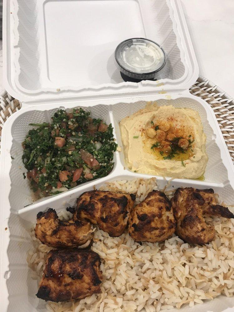 Food from Greenwich Flavor by Myrna