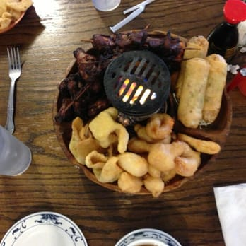 Photo Of Hunan Restaurant Cameron Mo United States Bobo Platter