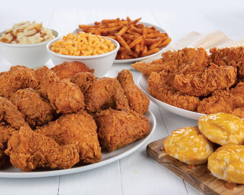Krispy Krunchy Chicken - Jallo Plaza