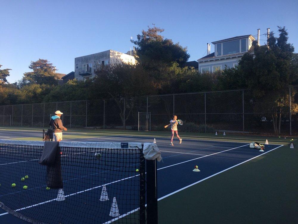 Yuri's Tennis Services