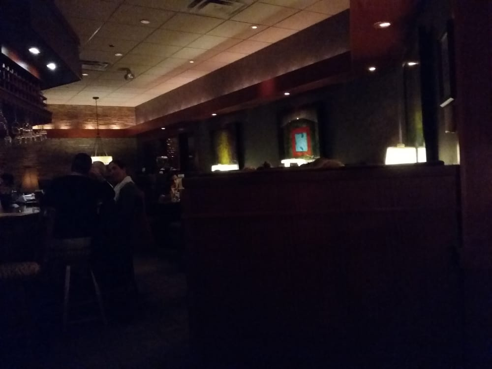 Our view as we wait for our table to get ready yelp for Open table seasons 52 king of prussia