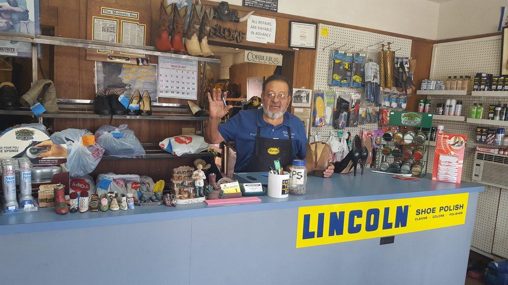 Sole Saver Boot & Shoe Repair: 2531 E Whitmore Ave, Ceres, CA