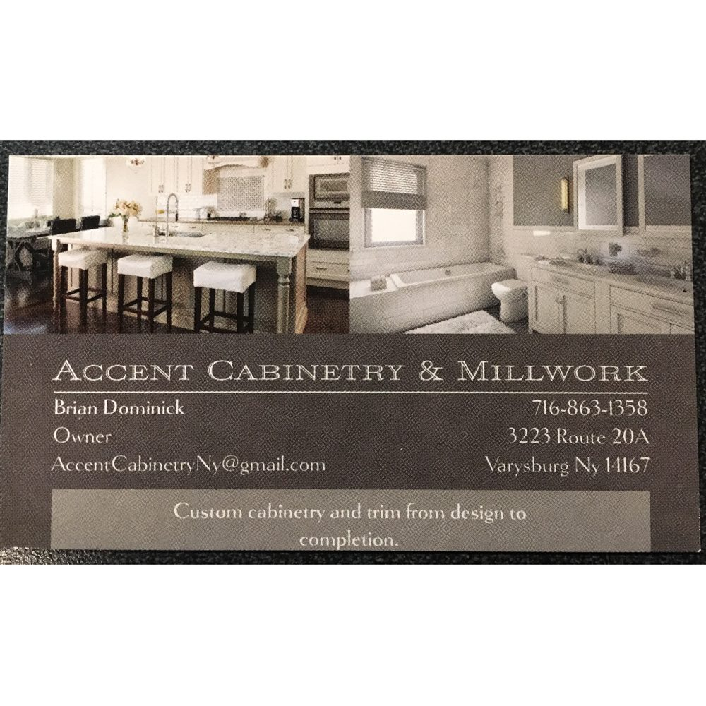 Accent Cabinetry and Millwork: 3223 Rt, Varysburg, NY