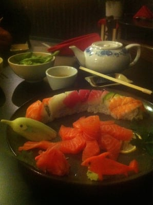 Sake japanese restaurant chiuso cucina giapponese for Asian cuisine norman ok