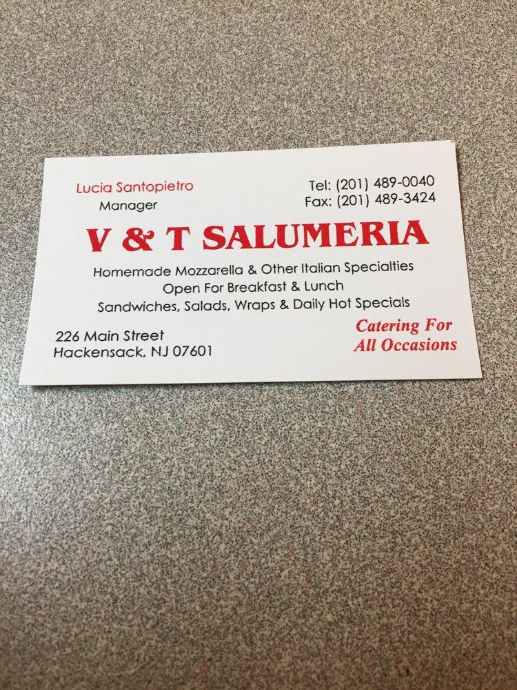 Photos for v t salumeria yelp photo of v t salumeria hackensack nj united states reheart Images