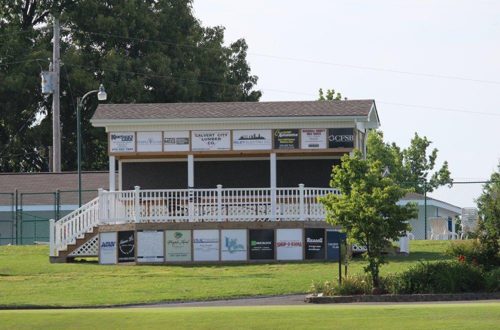 Calvert City Golf & Country Club: 123 Country Club Ln, Calvert City, KY