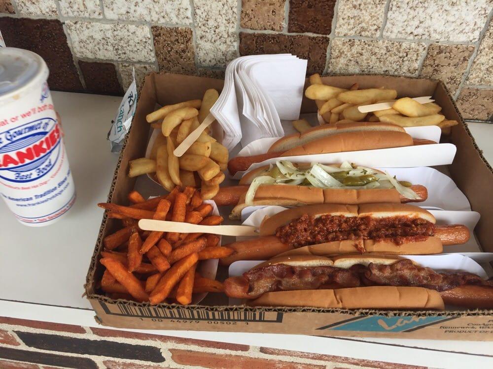 Frankie's Hot Dogs: 700 Watertown Ave, Waterbury, CT