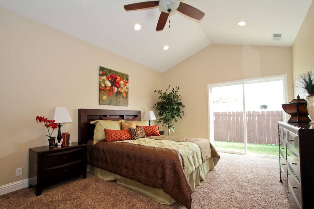 New Master Bedroom W Vaulted Ceiling Yelp