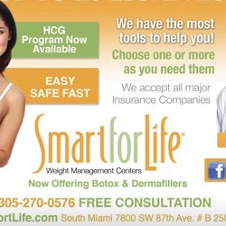 Smart For Life Weight Management Center Weight Loss Centers 7800