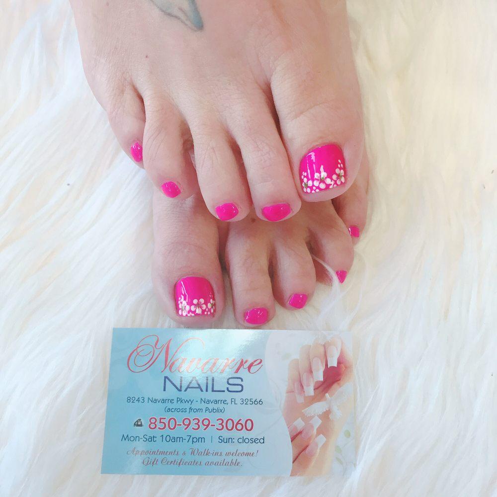 Navarre Nails - 28 Photos & 26 Reviews - Nail Salons - 8243 Navarre ...