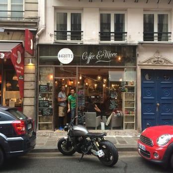 Le Caf Ef Bf Bd Canadien Rue Richelieu Paris