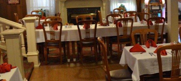 The Boiler Room Restaurant