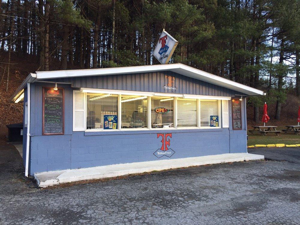 Galax Tastee Freez: 1248 S Main St, Galax, VA