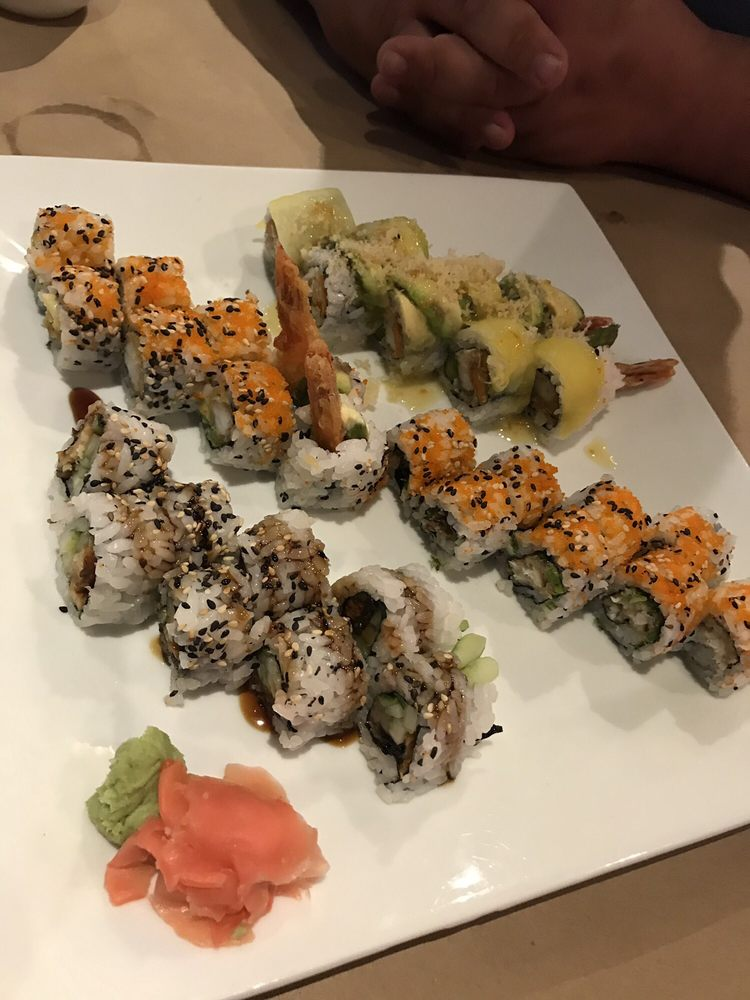 Sushi Alive Asian Bistro & Raw: 13234 Race Track Rd, Tampa, FL