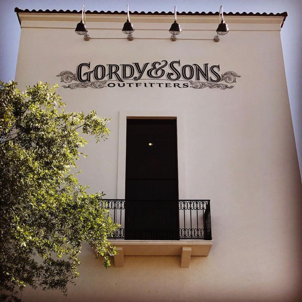 Gordy and Sons Outfitters: 22 Waugh Dr, Houston, TX