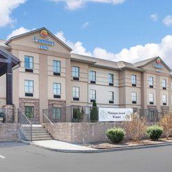 Photo Of Comfort Inn Harriman Tn United States