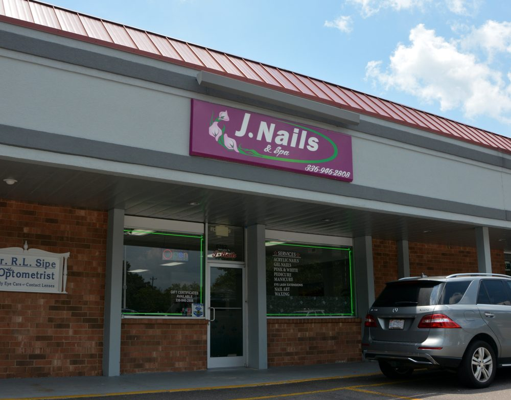 J Nails: 6762 Shallowford Rd, Lewisville, NC