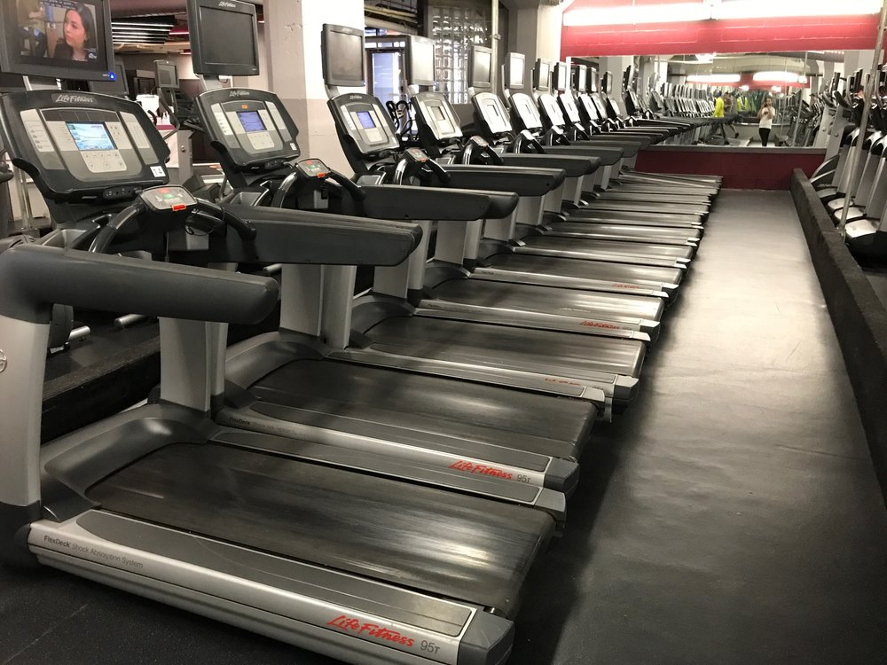 Work Out World: 200 Boston Ave, Medford, MA