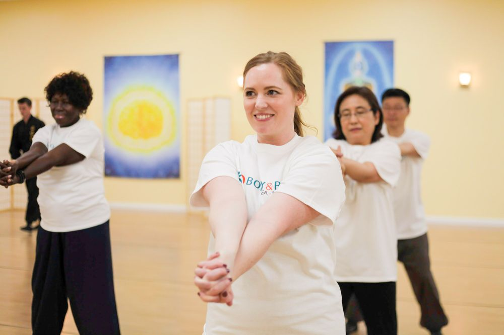 Body & Brain Yoga Tai Chi - Vienna
