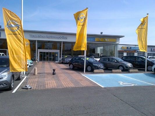 Garage Opel Saint Cyr Sur Loire : opel touraine automobiles car dealers 211 bd charles de gaulle saint cyr sur loire indre ~ Gottalentnigeria.com Avis de Voitures