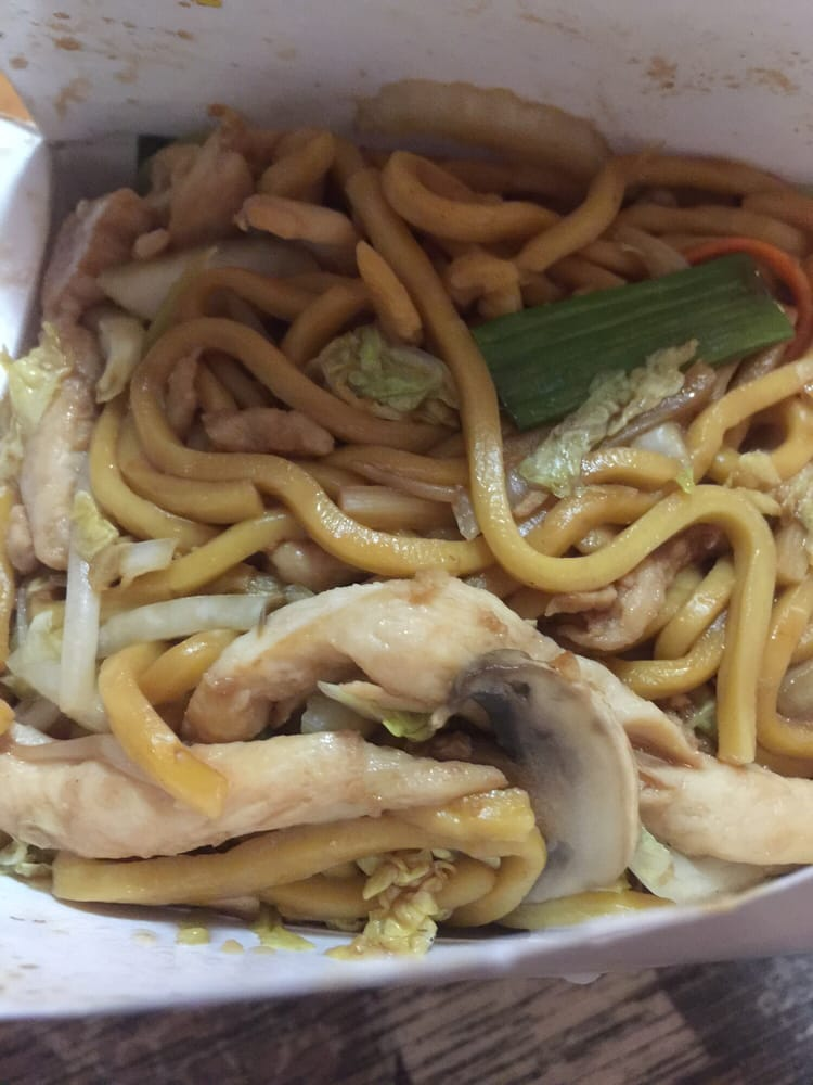 Chicken Lo Mein Yelp