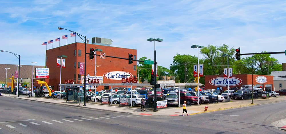 Car outlet cicero ave chicago