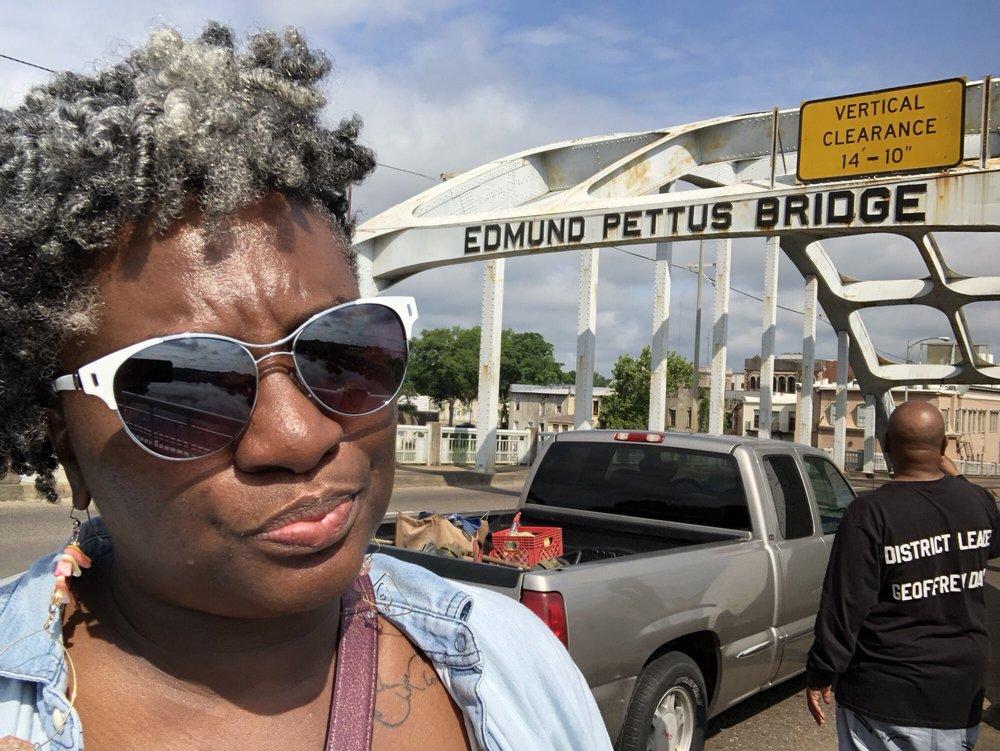 Edmund Pettus Bridge: US Hwy 80, Selma, AL