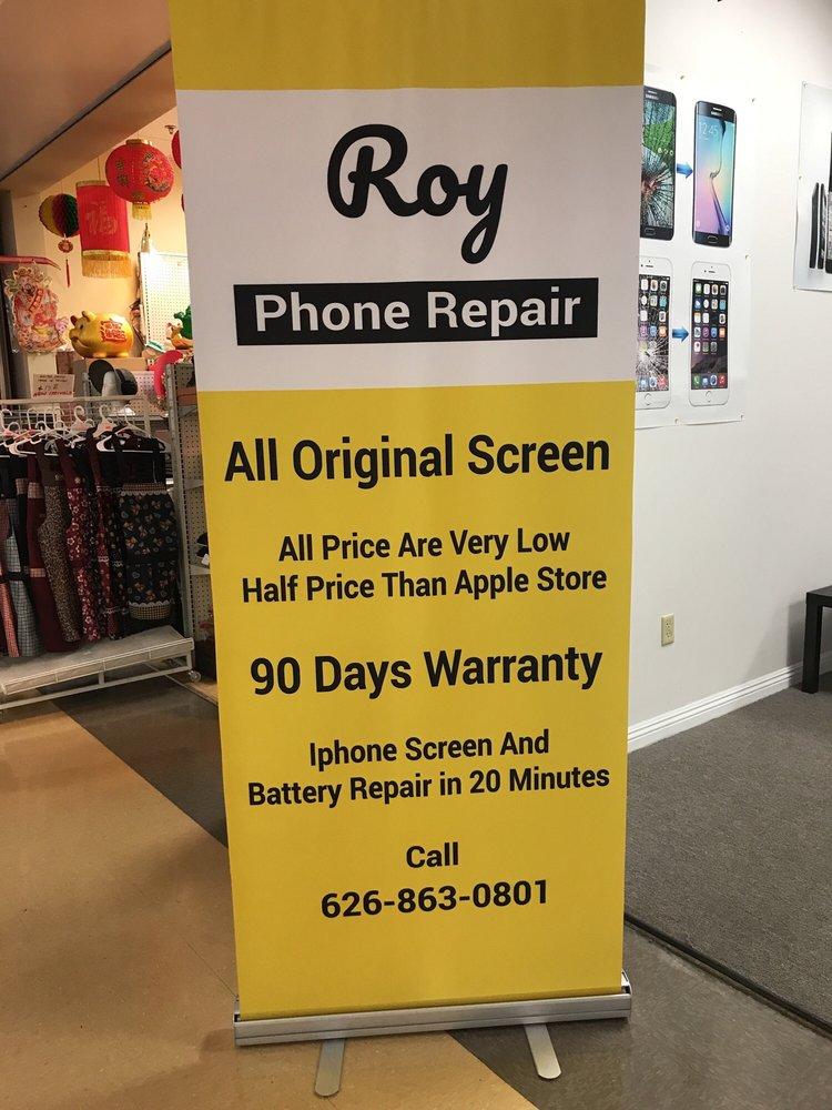 Photos For Roy Phone Repair Yelp