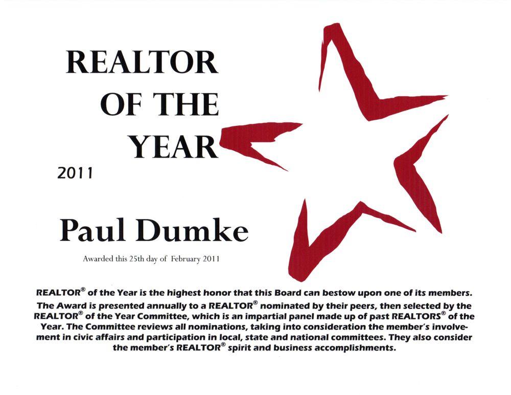 Photo of Paul Dumke - Integrity Re Professionals Lakeshore: Stevensville, MI