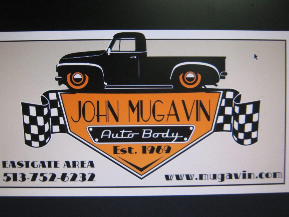 John Mugavin Autobody: 1089 Old State Route 74, Batavia, OH