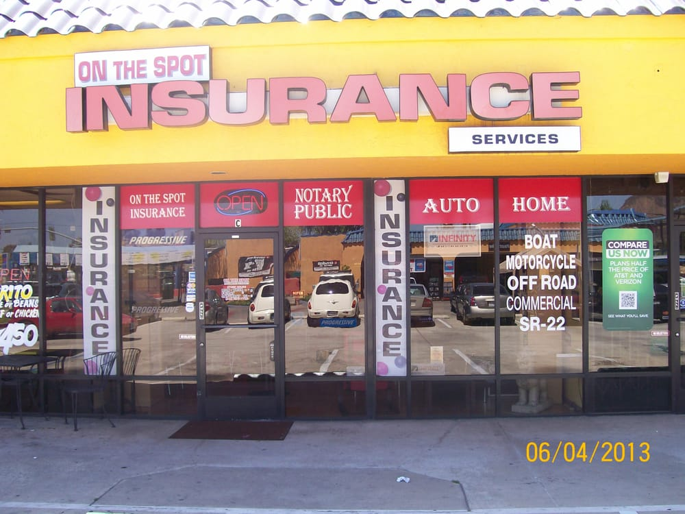 On the spot insurance services assurance auto et maison for Assurance auto et maison
