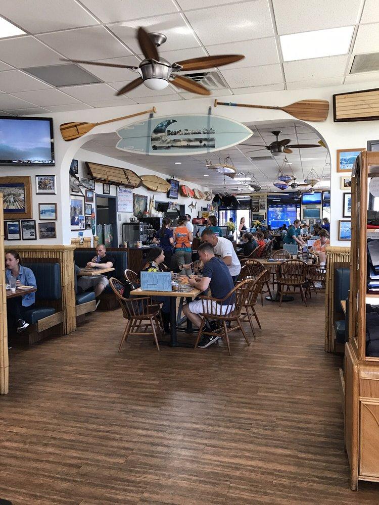 Beach Break Cafe In Oceanside Ca