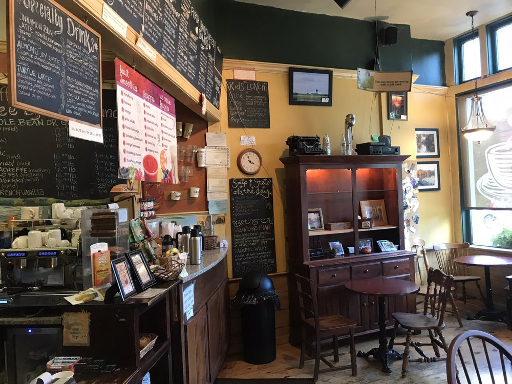Charles River Coffee House: 57 Eliot St, Natick, MA