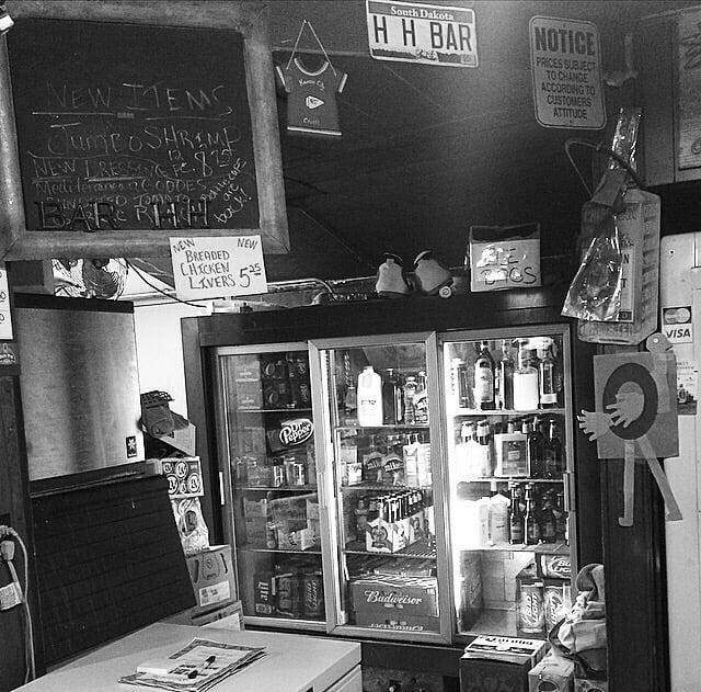 H & H Bar: 104 Bennett Ave, Martin, SD