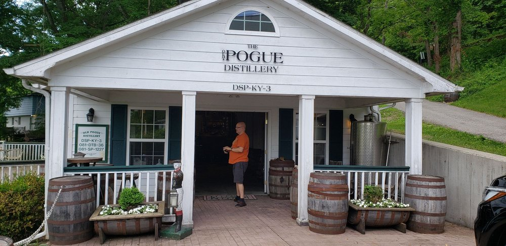 Old Pogue Distillery: 716 W 2nd St, Maysville, KY