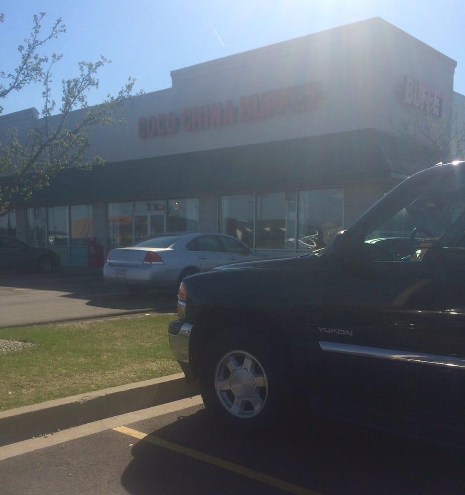 Coco China Buffet: 2020 N Main St, Bluffton, IN
