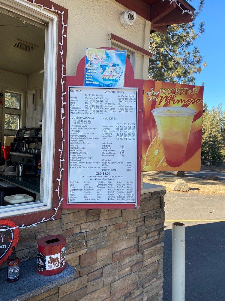 Goldies Coffee: 19745 Baker Rd, Bend, OR