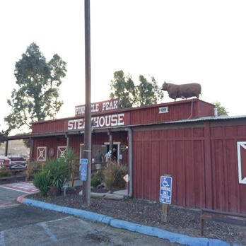 Pinnacle Peak Restaurant San Diego Ca