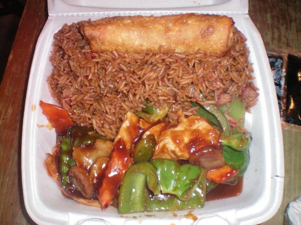Mee King Garden 33 Reviews Chinese 33 Main St Bridgewater Ma United States Restaurant
