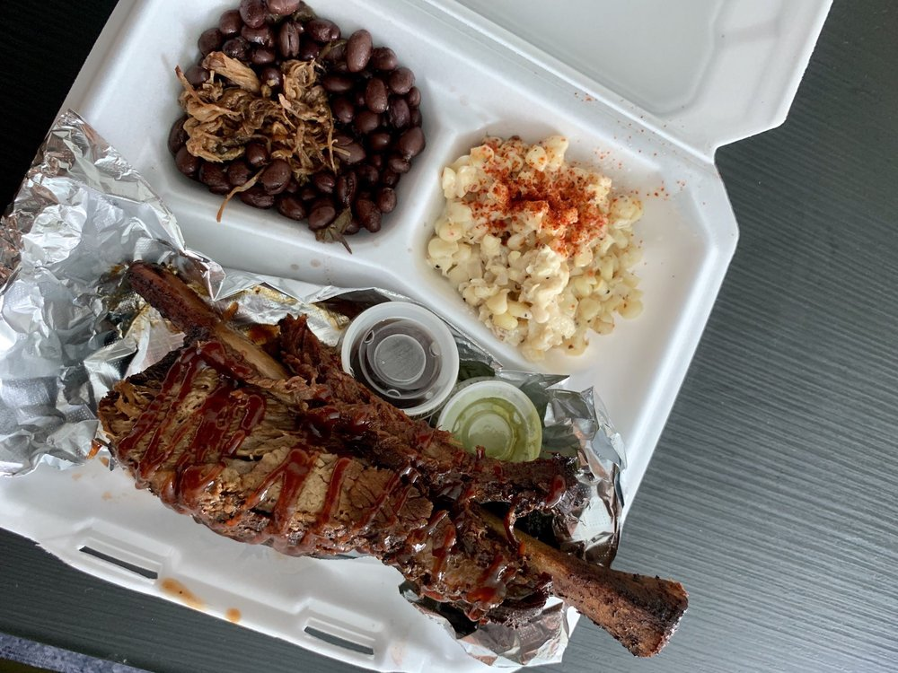 Texican BBQ Company: 6305 Paredes Line Rd, Brownsville, TX