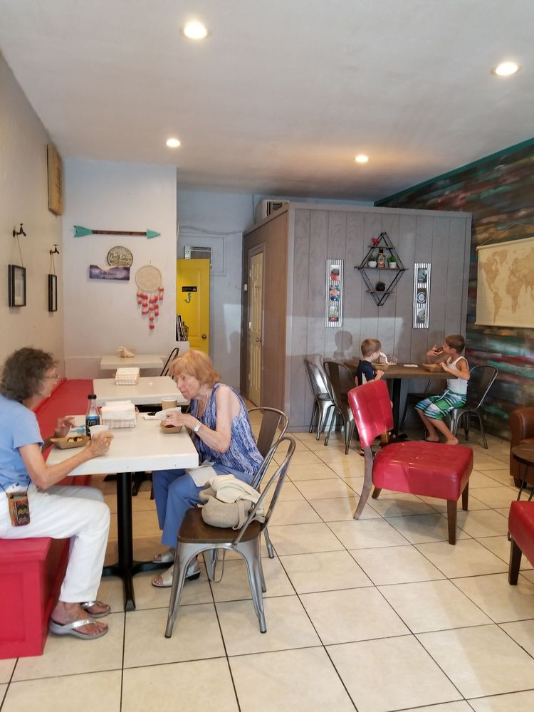 Swillerbees Craft Donuts & Coffee Bar: 101 N Central Ave, Flagler Beach, FL