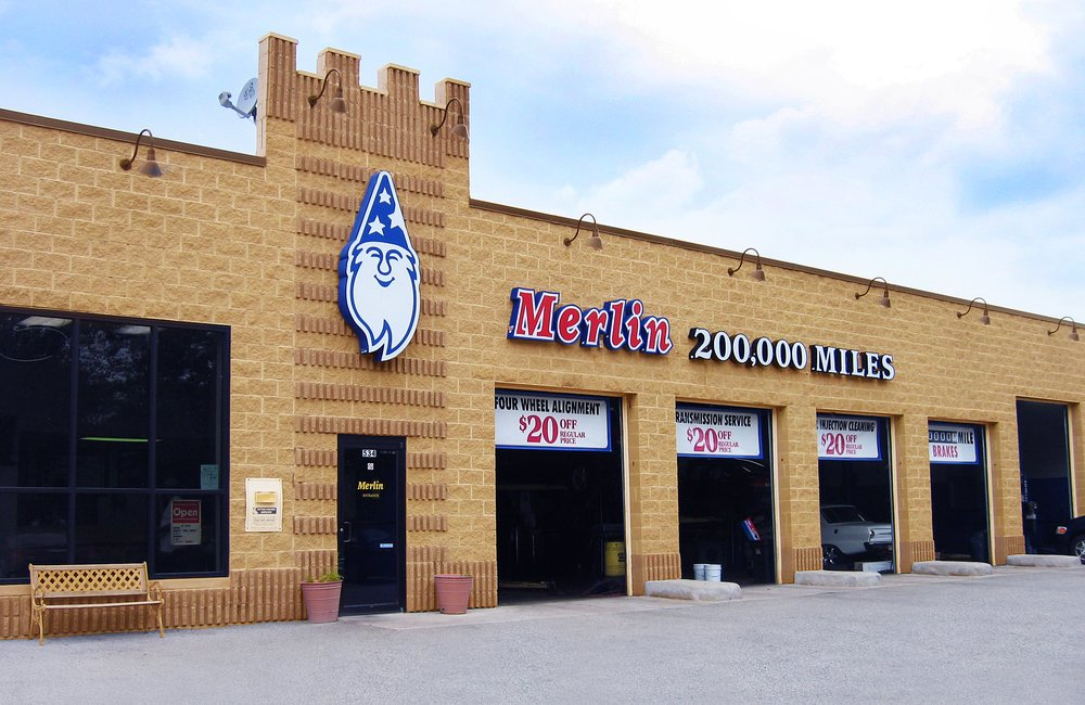 Merlin 200,000 Miles Shop: 534 W NW Hwy, Cary, IL