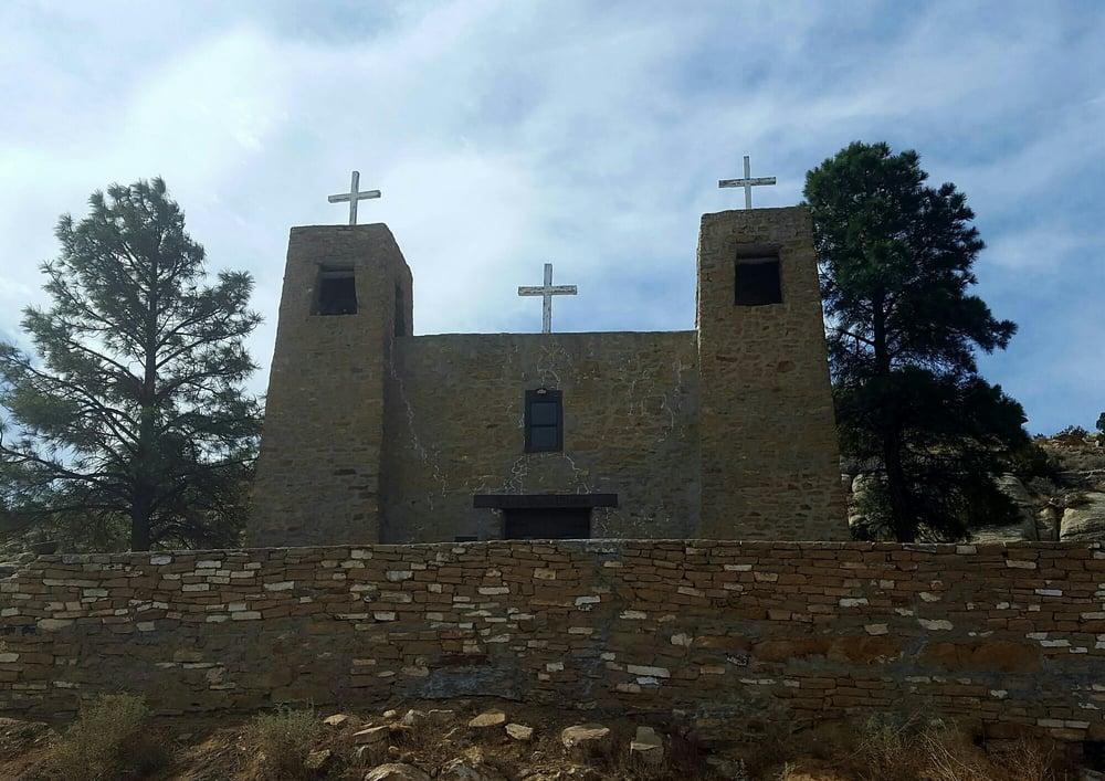 Santa Maria Mission: San Fidel, NM