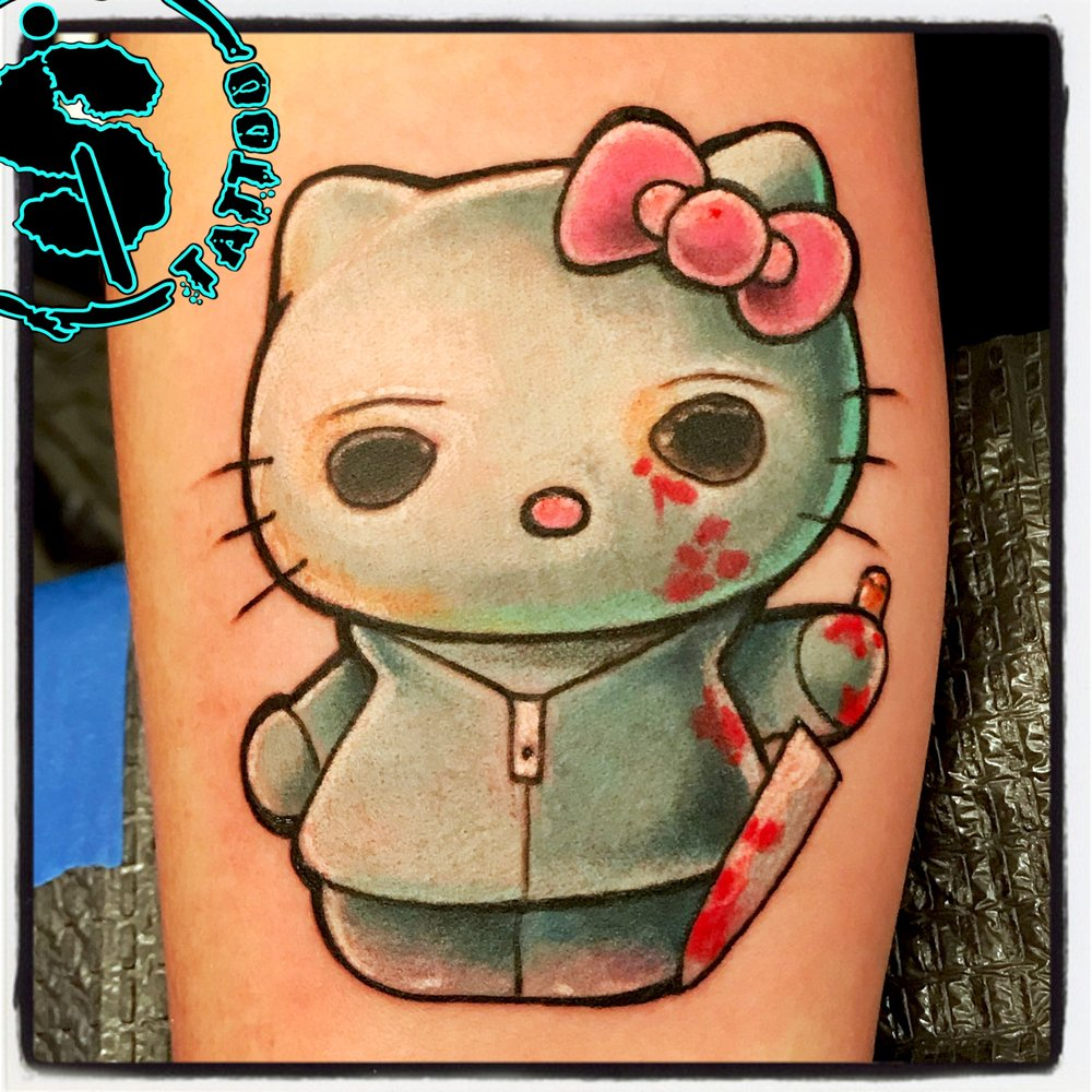 Summit ink Tattoo: 285 Summit Pl, Silverthorne, CO