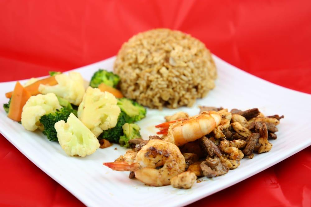 Okashi Sushi Bar and Seafood: 4761 E US Hwy 83, Rio Grande City, TX