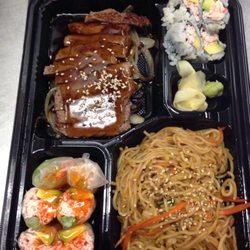 Photo Of Tokyo Sushi Damascus Md United States Steak Teriyaki Lunch Combo