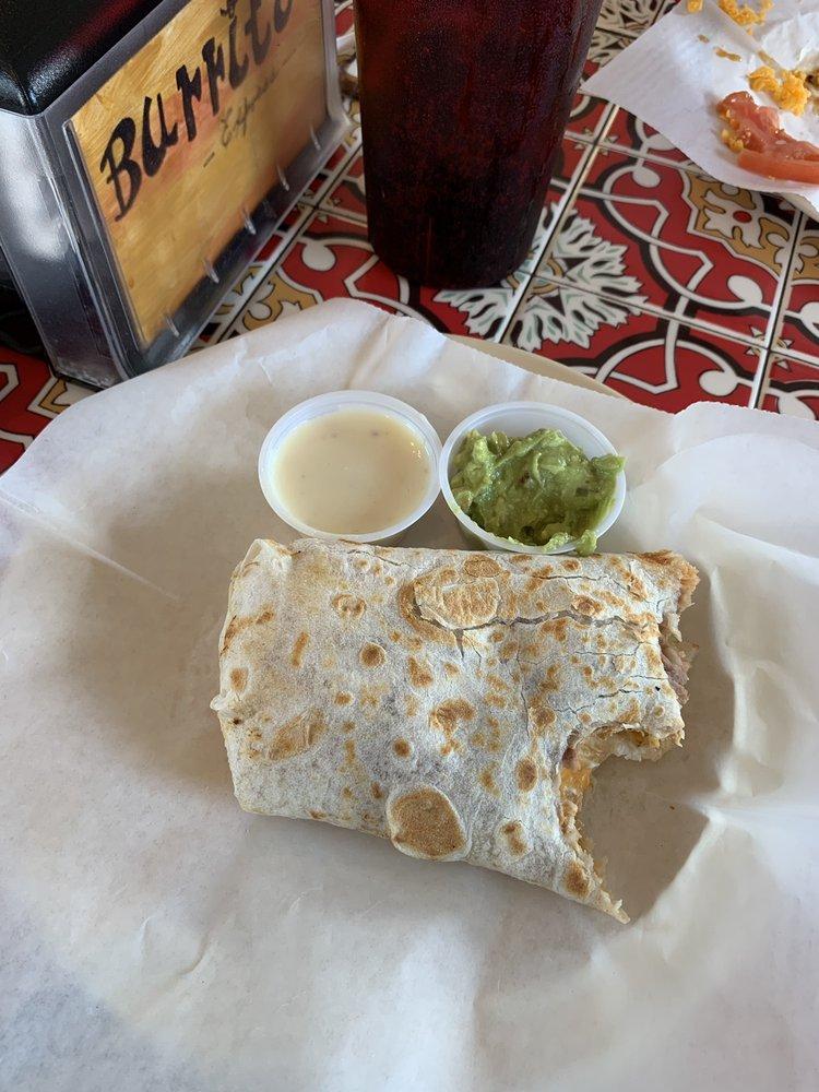 Burrito Express: 1406 Hwy 124, Winnie, TX