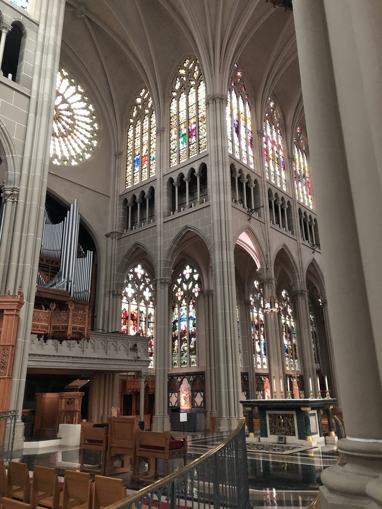 St. Mary's Cathedral Basilica of the Assumption: 1140 Madison Ave, Covington, KY